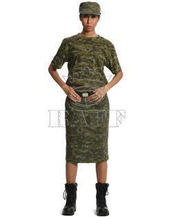 Bayan Asker Üniforması / 1063