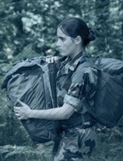 Askeri Kadın Üniforması
