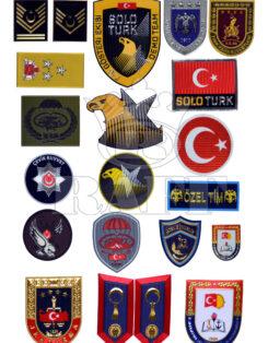 Askeri Peçler / A-11